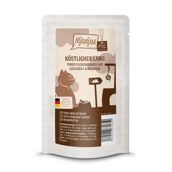 MjAMjAM - Quetschie - Purer Fleischgenuss - köstliches Lamm pur