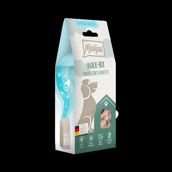 MjAMjAM - Snackbox - vorzügliches Kalbsfilet