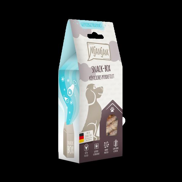 MjAMjAM - Snackbox - köstliches Pferdefilet
