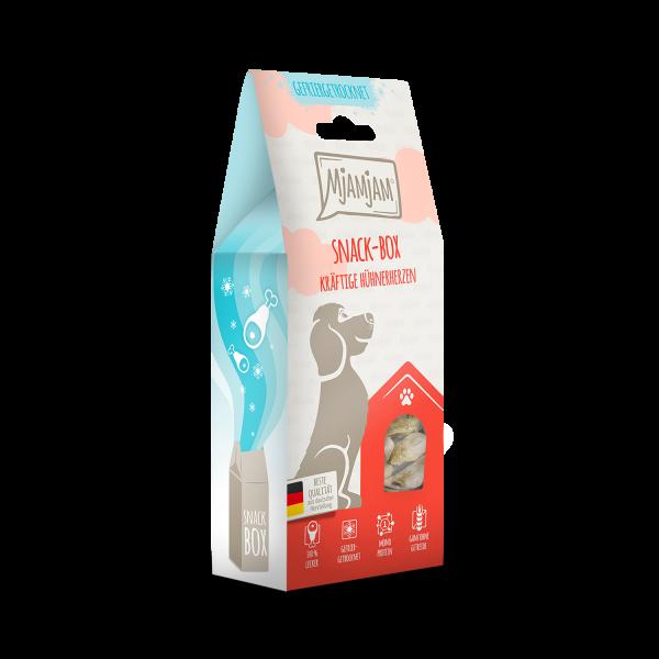 MjAMjAM - Snackbox - kräftige Hühnerherzen