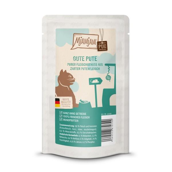 MjAMjAM - Quetschie - Purer Fleischgenuss - gute Pute pur