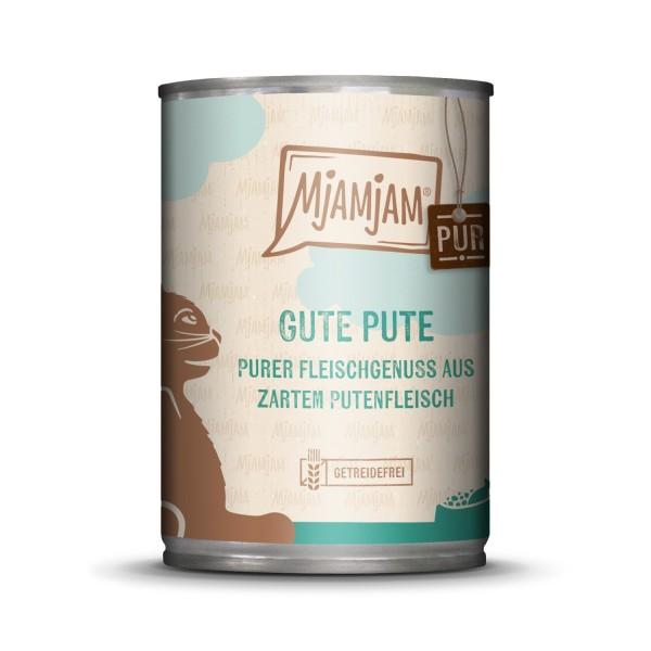 MjAMjAM - Purer Fleischgenuss - gute Pute pur