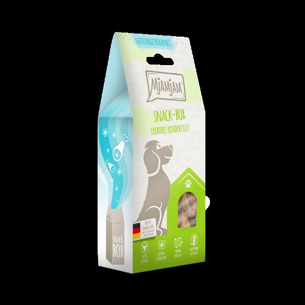 MjAMjAM - Snackbox - leckeres Rinderfilet