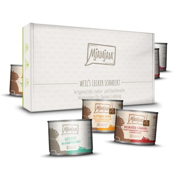 MjAMjAM - lecker Box 12 x 200g